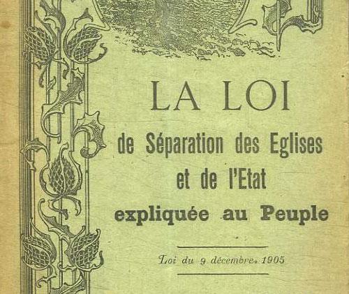 Loi 1905
